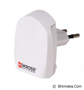 SKROSS EUROPE USB Charger [1.302402] - Universal Travel Adapter